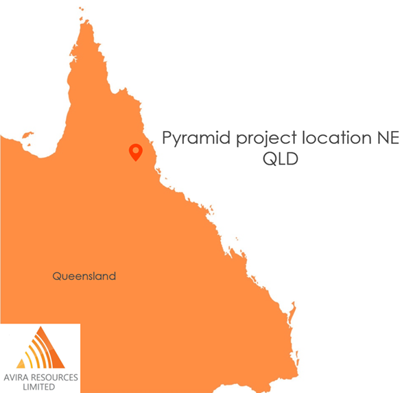 Pyramid Gold Project